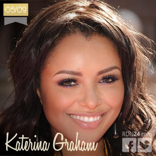 05 de septiembre | Katerina Graham - @KatGraham | Info + vídeos