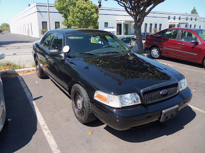 Crown Vic Body Kit
