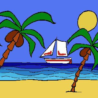Dibujos de Playas