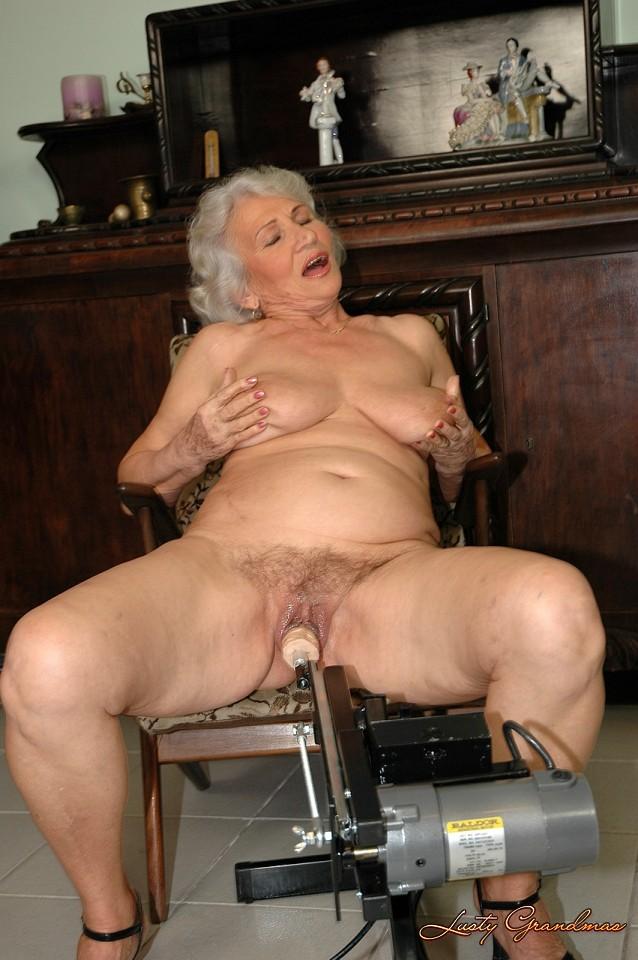 Lg Lusty Grandmas Norma S Choice