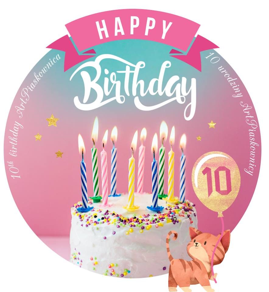 10. urodziny Art-Piaskownicy!