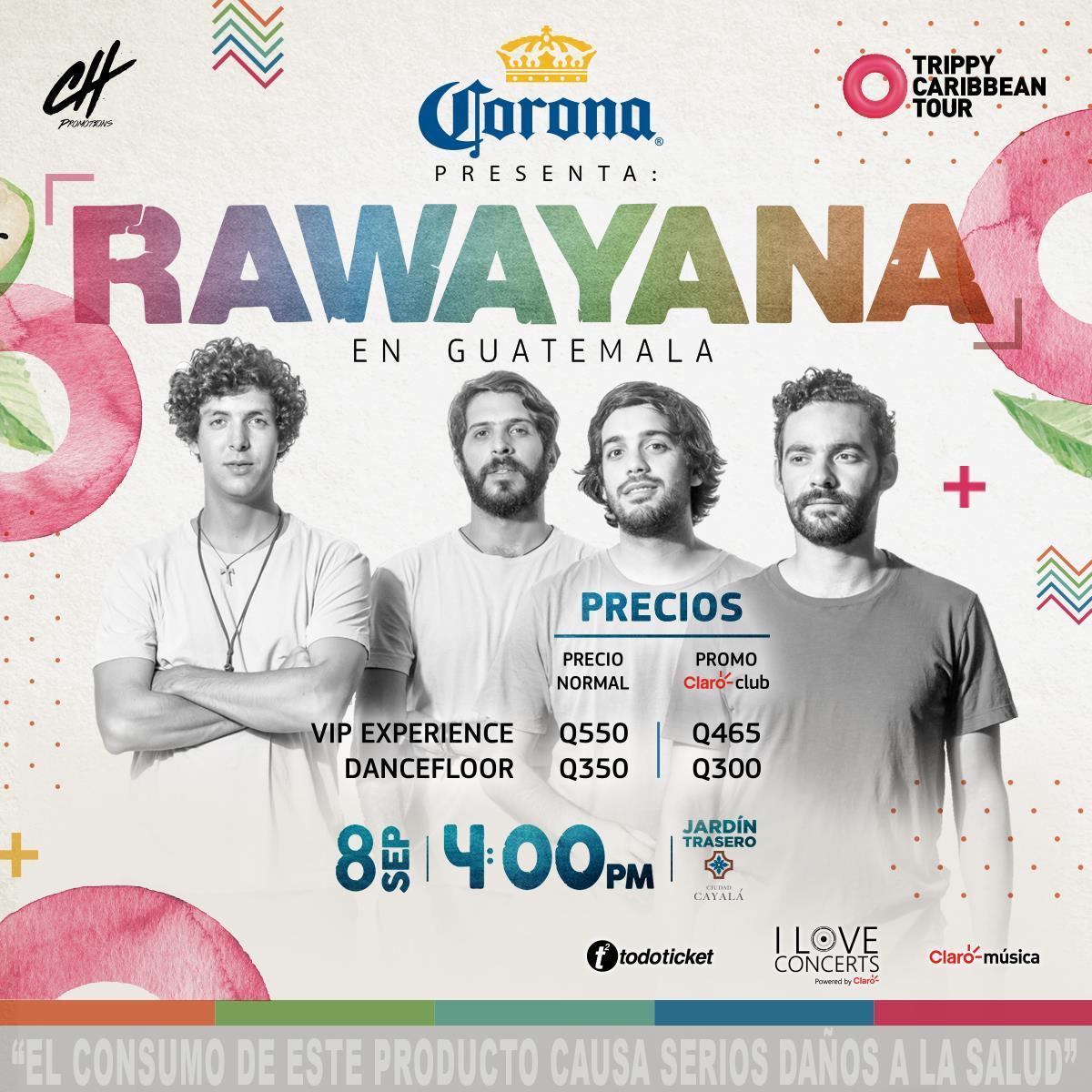 RAWAYANA EN GUATEMALA!