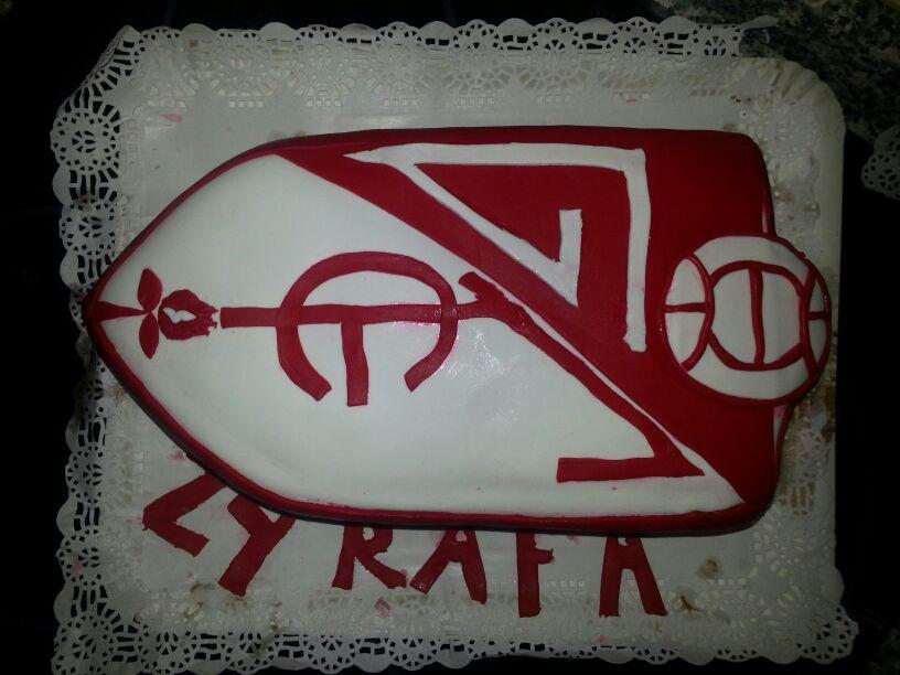 Tarta fondant Rafa