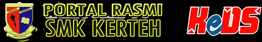 LAMAN WEB RASMI SMK KERTEH