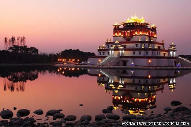 Brahmā Palace