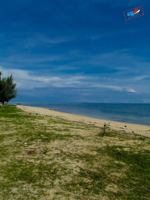 pariwisata pantai di lombok