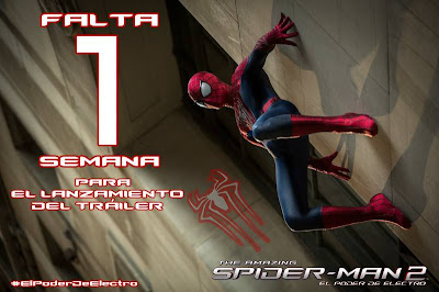 """The Amazing Spider-Man: El Poder de Electro"""