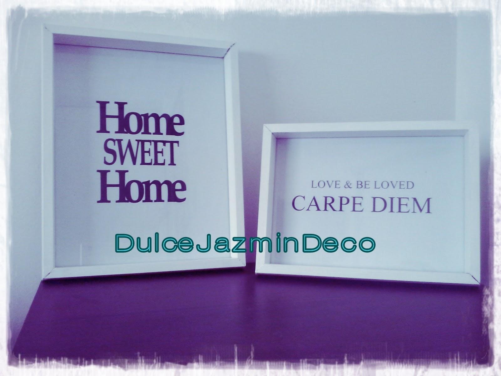 Cuadros con frases porta retratos decoracion hogar for Cuadros decoracion hogar