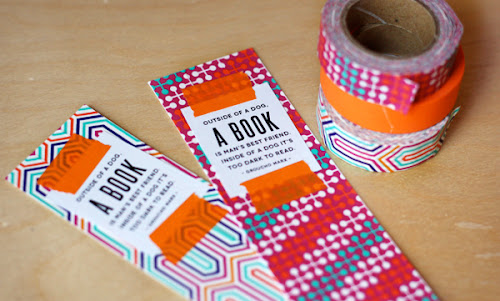 Washi tape DIY