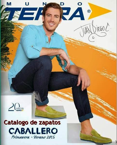 Catalogo Caballeros de Terra PV 2015
