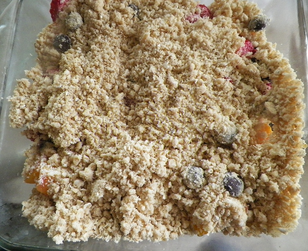 healthy fruit crumble recipe with oats best healthy fruits to eat