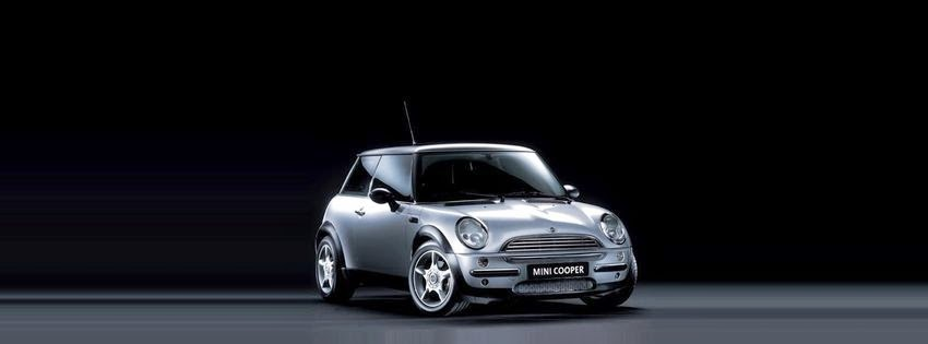 Belle image de couverture facebook mini cooper