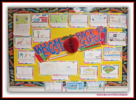 200+ Back to School Bulletin Boards at RainbowsWithinReach