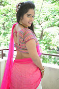 Mitra photo shoot in half saree-thumbnail-1