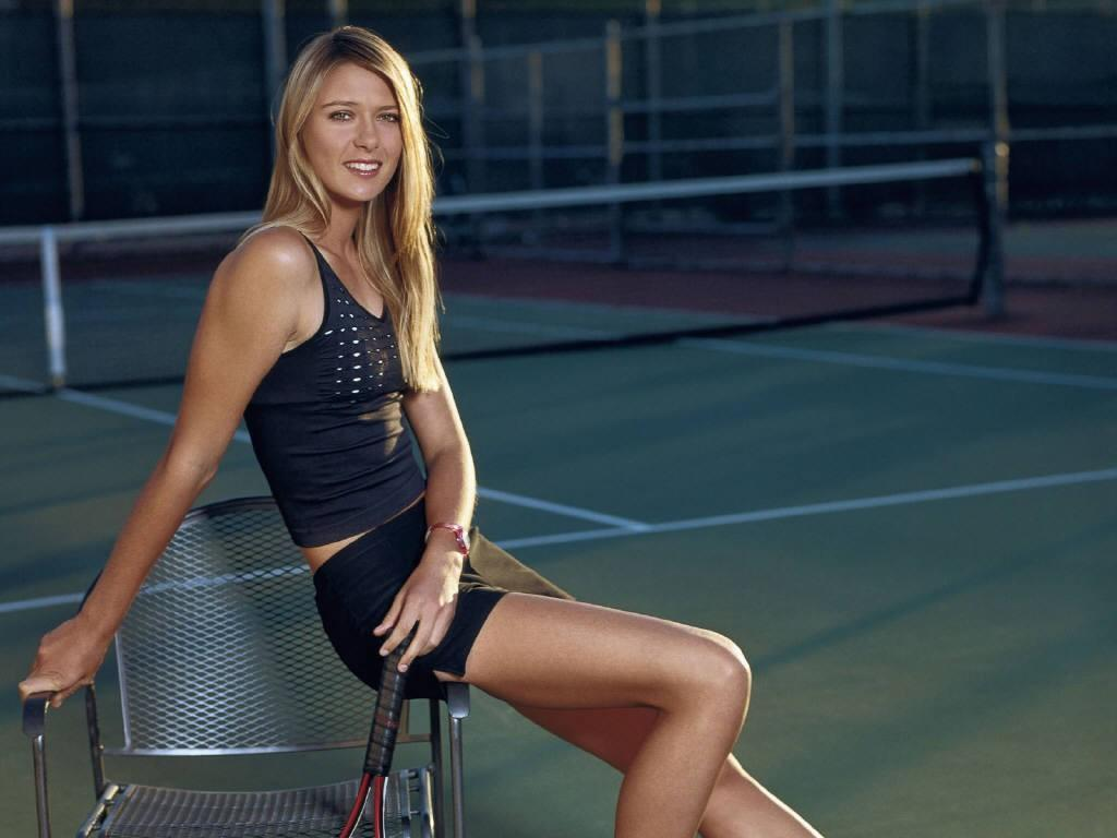 Hot Maria Sharapova