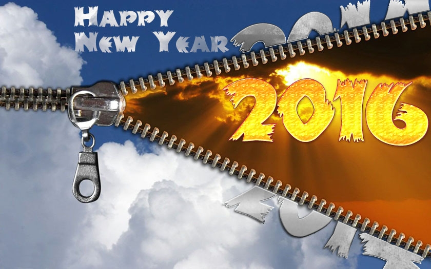 Happy New Year Wallpapers 2016 Images