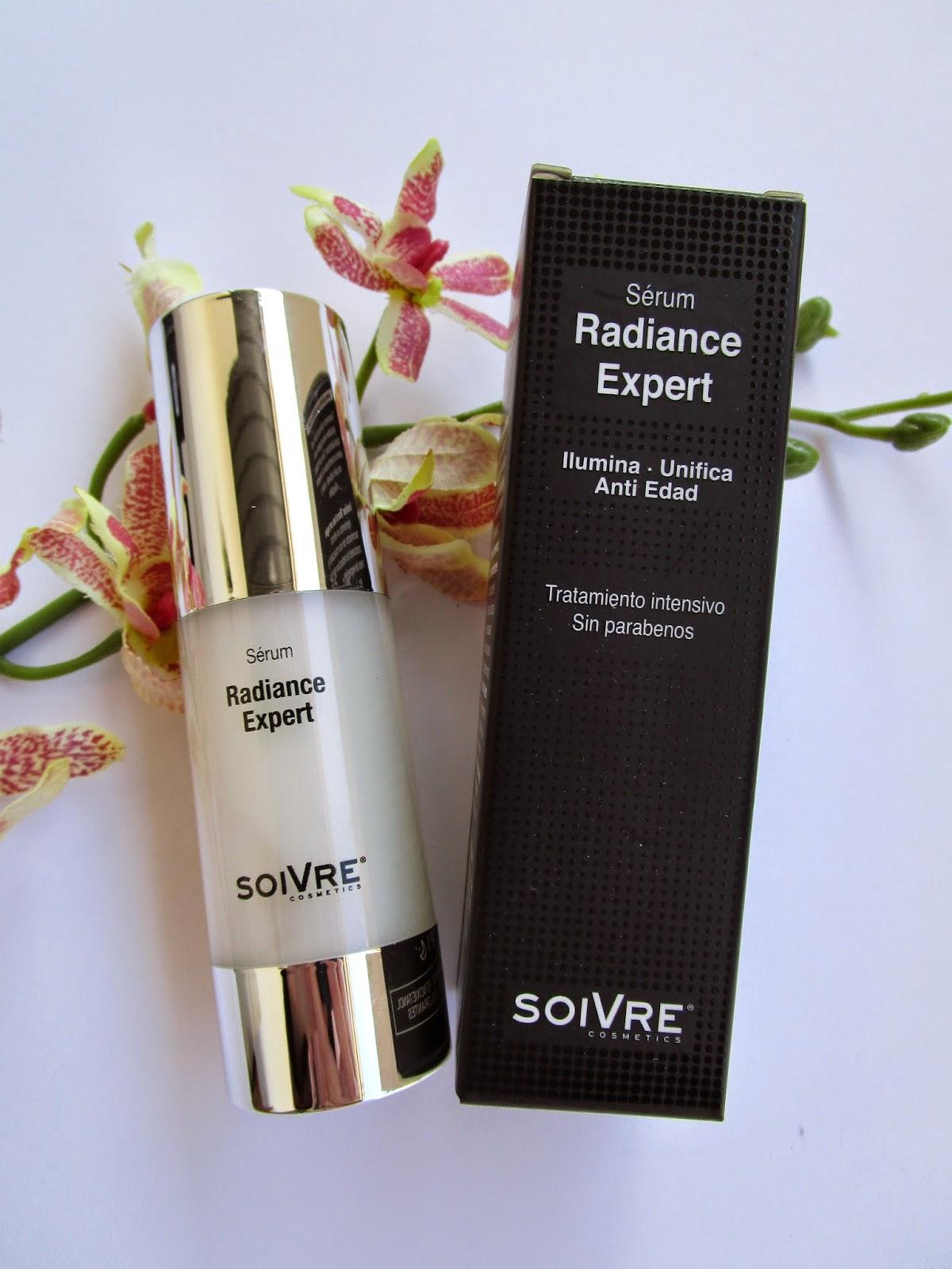 Serum Radiance Expert Soivre Cosmetics