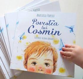 """Comandă acum cartea  """"Povestea lui Cosmin"""""""