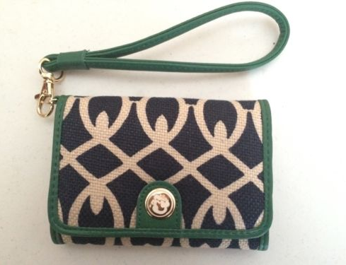 Spartina 449 Cell Phone Wristlet