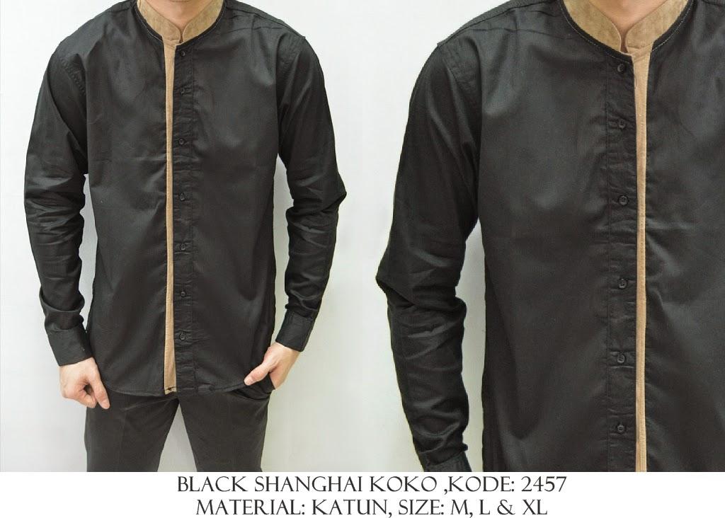 Baju Distro & Baju Kemeja Shanghai Koko