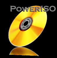 poweriso להורדה חינם תוכנת צריבת תמונות על דיסק