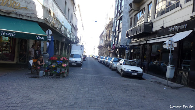 Peatonal, Montevideo, Uruguay