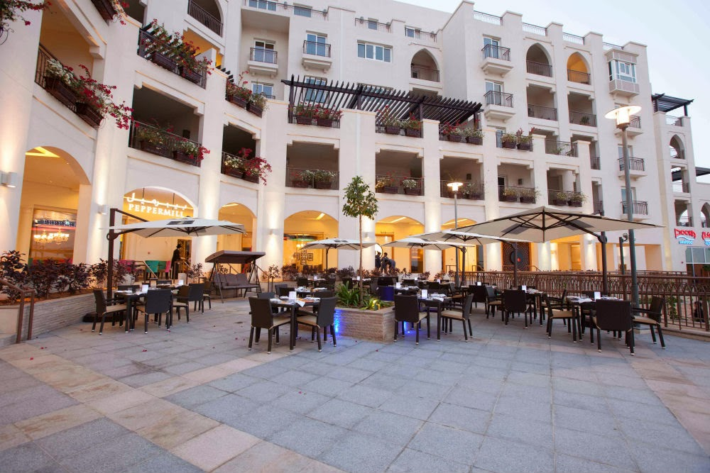 Peppermill at Eastern Mangroves is a welcome addition to the range of Indian restaurants in Abu Dhabi