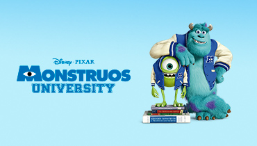 Nueva Gama Seat 4KIDS: Te invita a ver Monstruos University