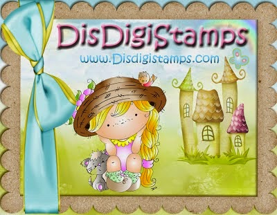 Dis DigiStamps