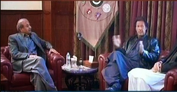 Governor meets Imran Khan, announces IDPs committee