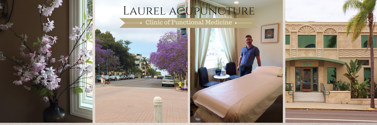 Laurel Acupuncture Clinic of Functional Medicine in San Diego