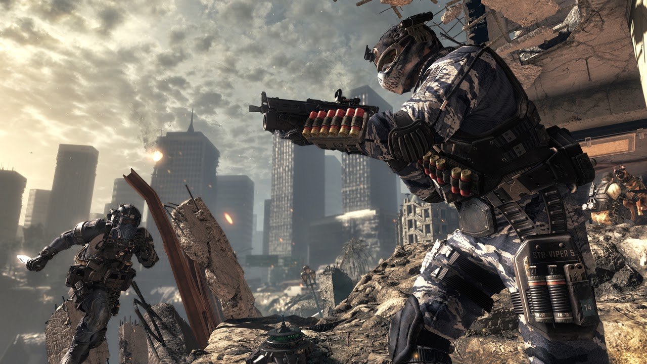CALL OF DUTY: GHOSTS FULL PC GAME DOWNLOAD