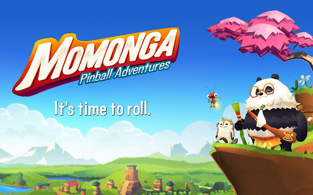 Download Momonga Pinball Adventures v1.1.0 Android Apk + Data Full