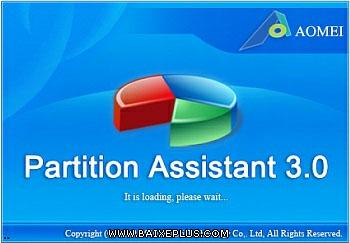 AOMEI Partition Assistant Pro 5.0 Retail Grátis