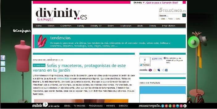 Virlova en divinity.es