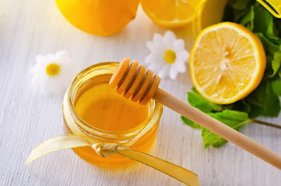 chữa viêm xoang mũi bằng nước chanh và mật ong