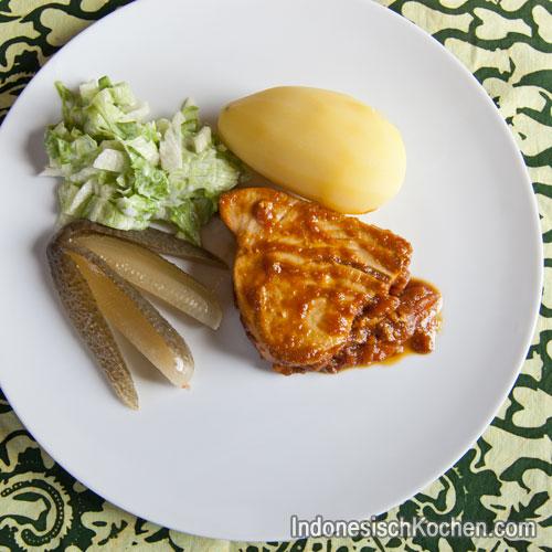 Thunfischsteak Zitronengrass Sauce rezept