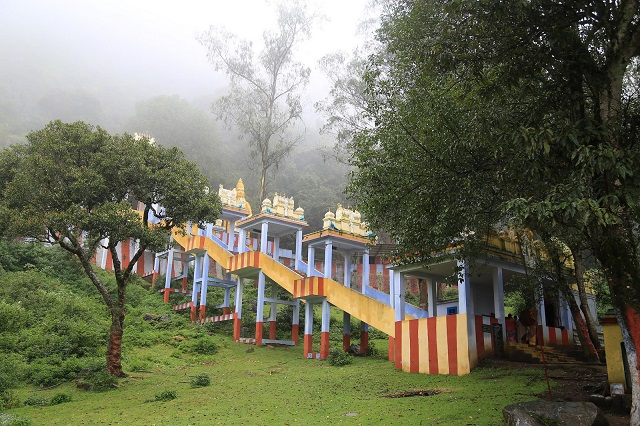 Dedicated to the warrior god--Lord Murugan, the Murugan Temple in Ooty - One of the most revered temples in the town