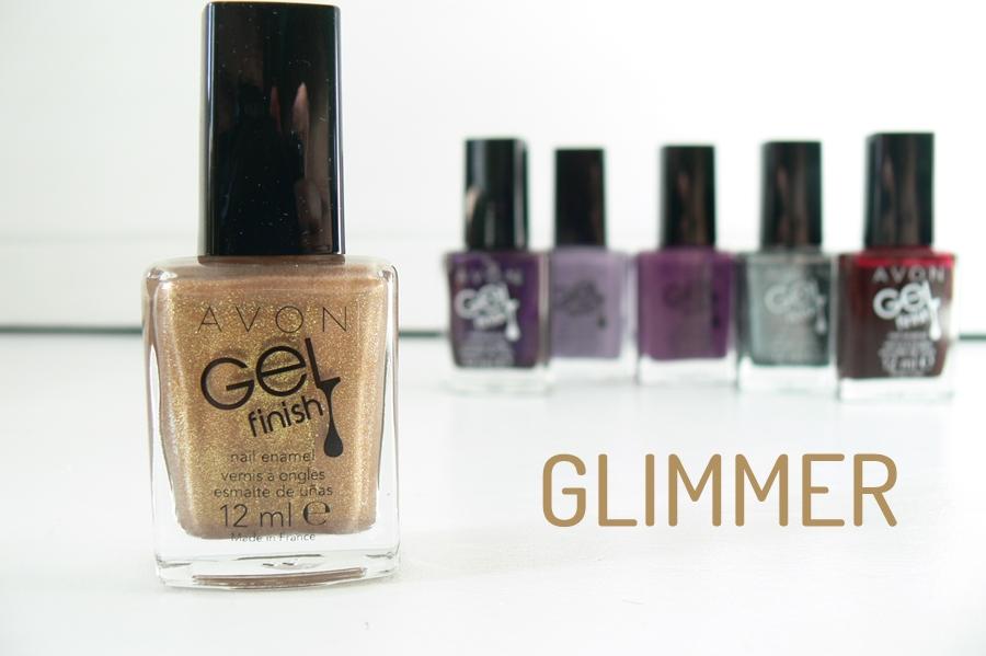 Avon Gel Finish Glimmer opakowanie
