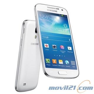 Samsung Galaxy S4 Mini Blanco