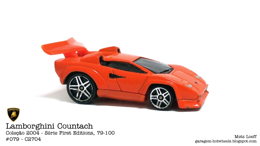 garagem hot wheels lamborghini countach. Black Bedroom Furniture Sets. Home Design Ideas