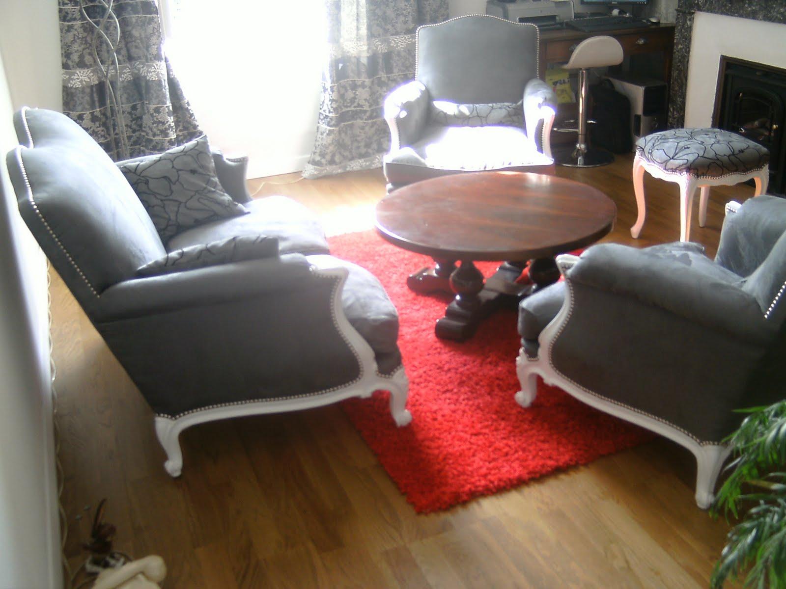 l 39 atelier du si ge salon louis xv modernis. Black Bedroom Furniture Sets. Home Design Ideas