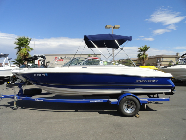 2006 Monterey 194 FS Montura! Excellent Condition with only 31 hours!