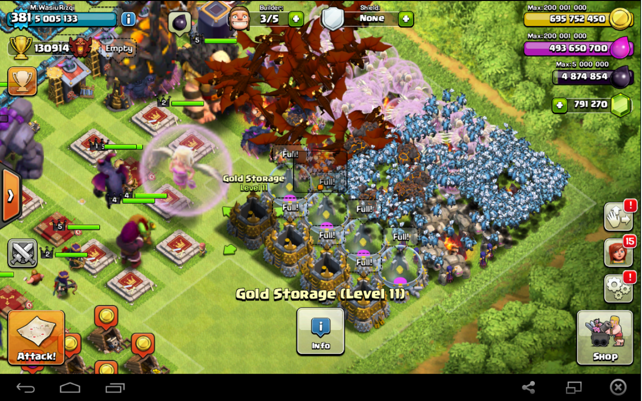 Game Coc Online Pc