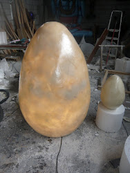 Huevo retro-iluminado
