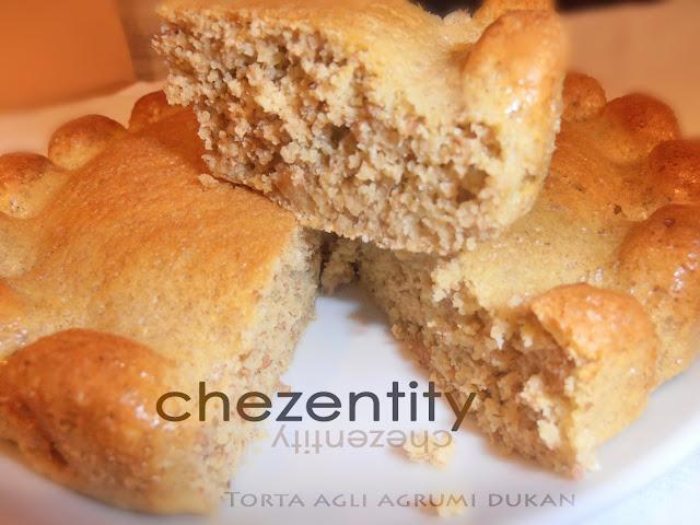 ricetta light - le torte dukan e il gioco degli aromi...