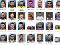Update PES 2015 Facepack Terbaru