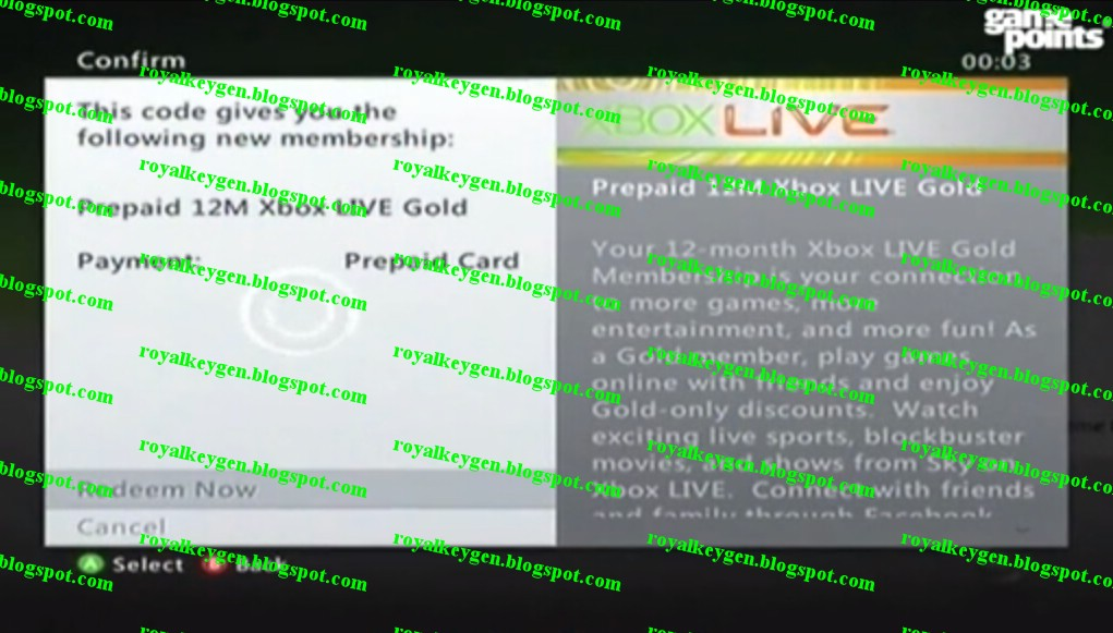 xbox live code generator no surveys 2016