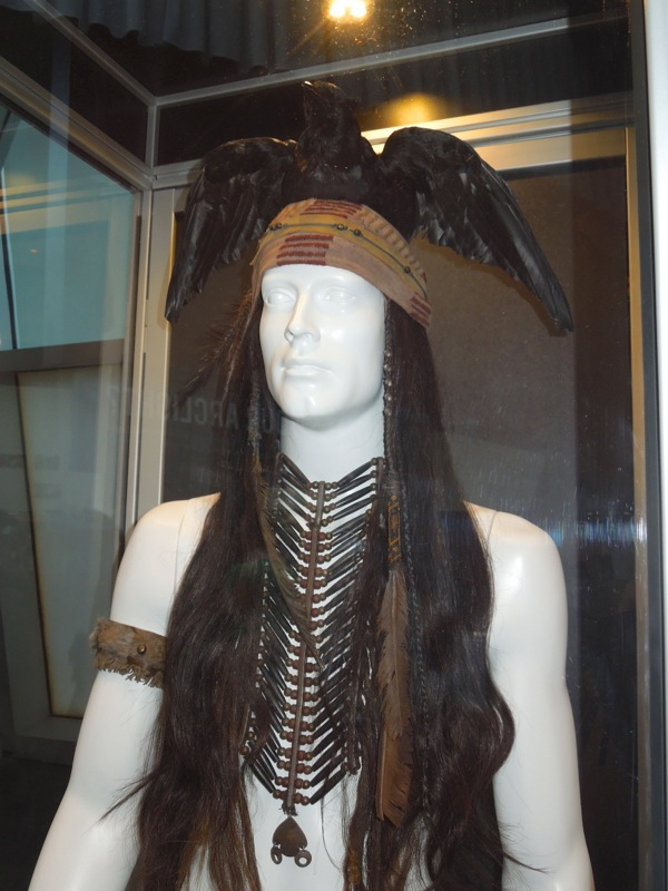 Tonto headdress Lone Ranger