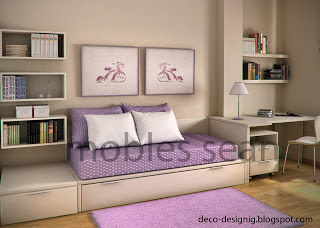 Modern Teen Bedroom Ideas by Sergi Mengot 6